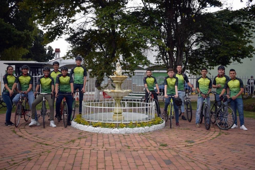 La bicicleta: Un estilo de vida para los Uniagraristas