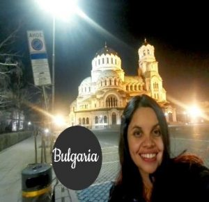 Laura Cardozo, estudiante de ingeniería industrial