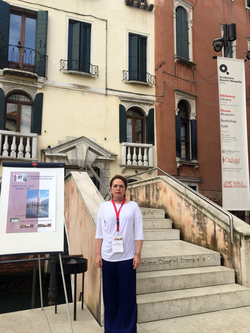 Uniagraria en la 6th International Conference On Industrial Biotechnology - IBIC 2018