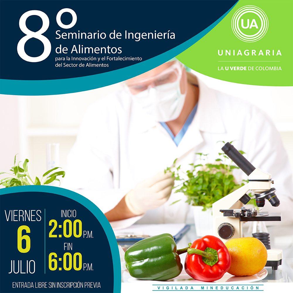 VIII Seminario de Ingeniería de Alimentos