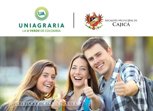 Rutas universitarias gratuitas en Cajicá