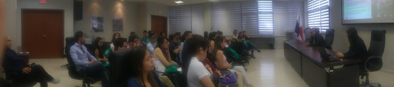 "Inicia el seminario "" Panamá, Centro Logístico Clúster Transporte Multimodal"""
