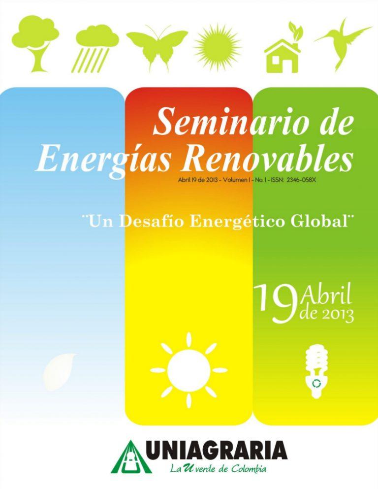 Seminario de energías renovables