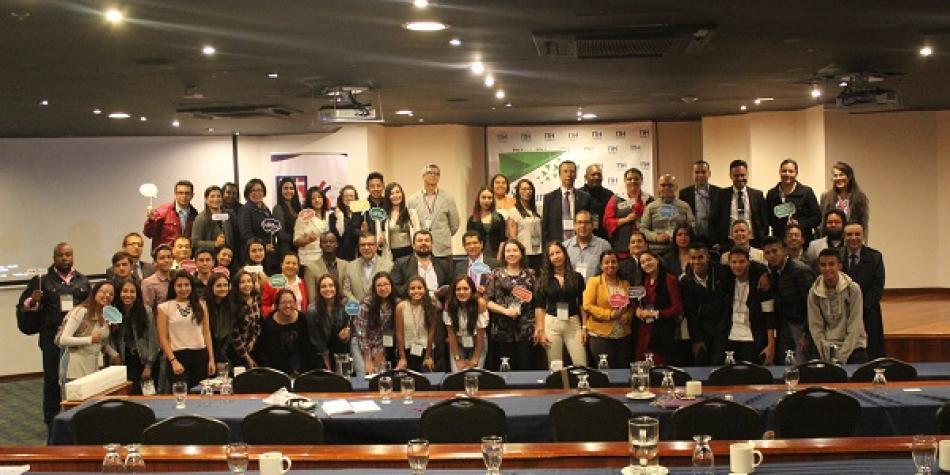 Colombia recibe casos exitosos de emprendimiento universitario