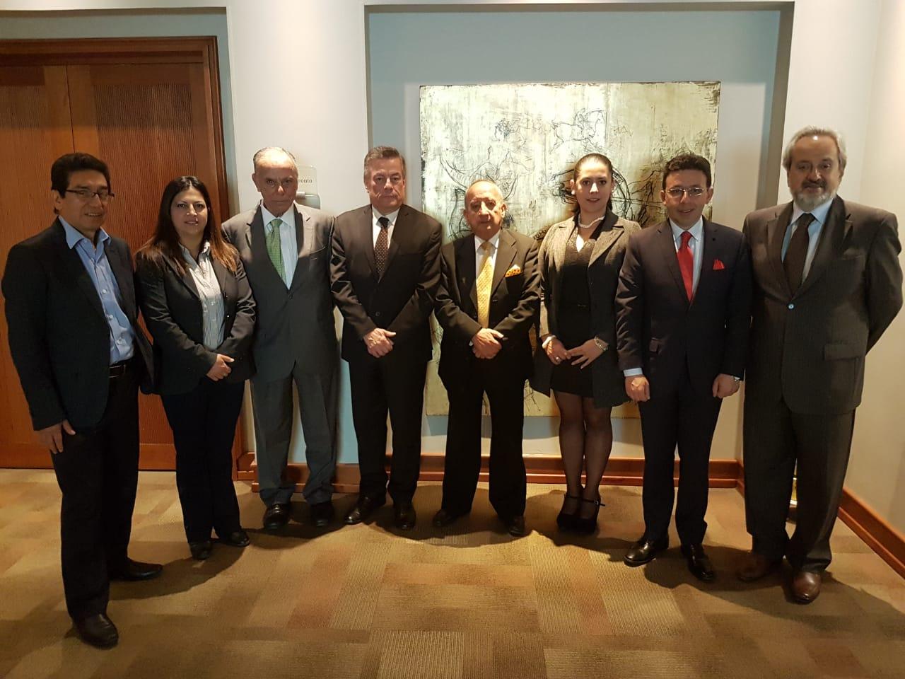 Celebramos la Instalación del Consejo Directivo Asesor de la Maestría en Ingeniería