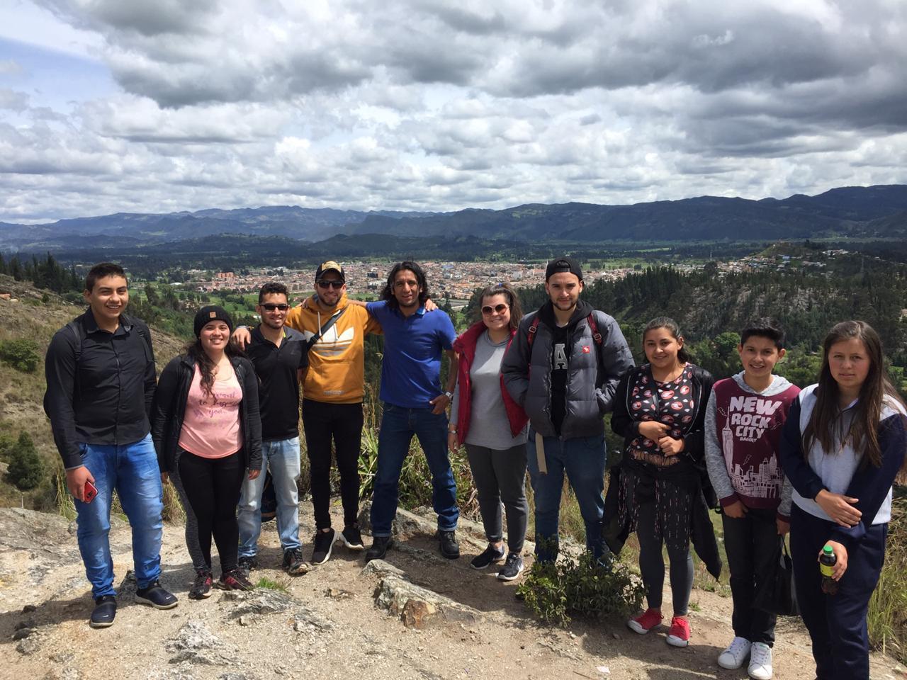 Cátedra de Cambio Climático se cierra con salida de Campo al Colegio ICAM