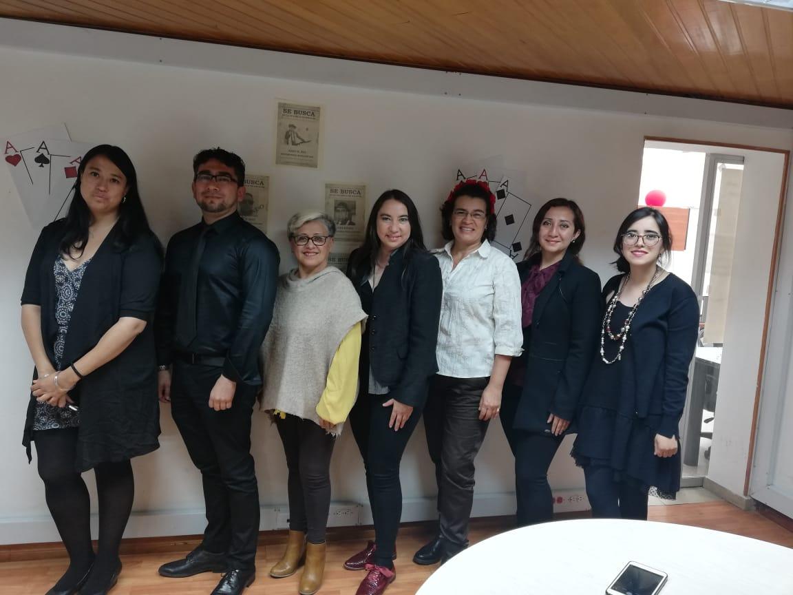 Expertas en educación, virtualidad y procesos de acreditación visitan Uniagraria desde Costa Rica