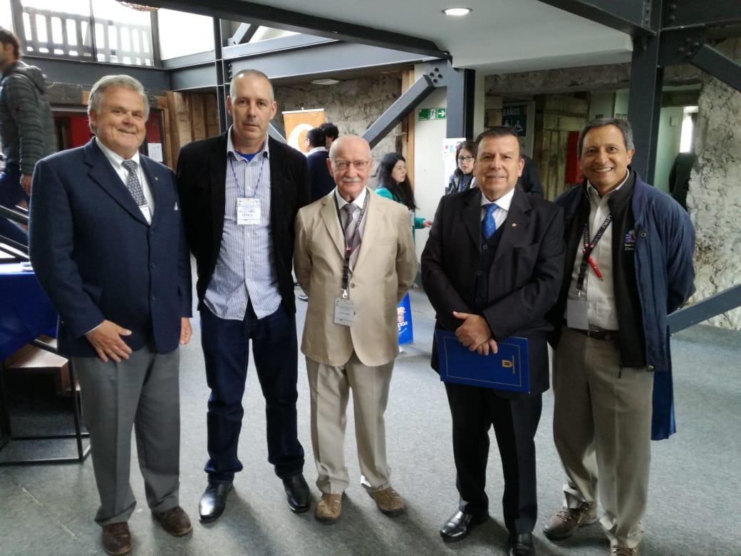 Universidad de Concepción estudia posibilidades de cooperación con Uniagraria