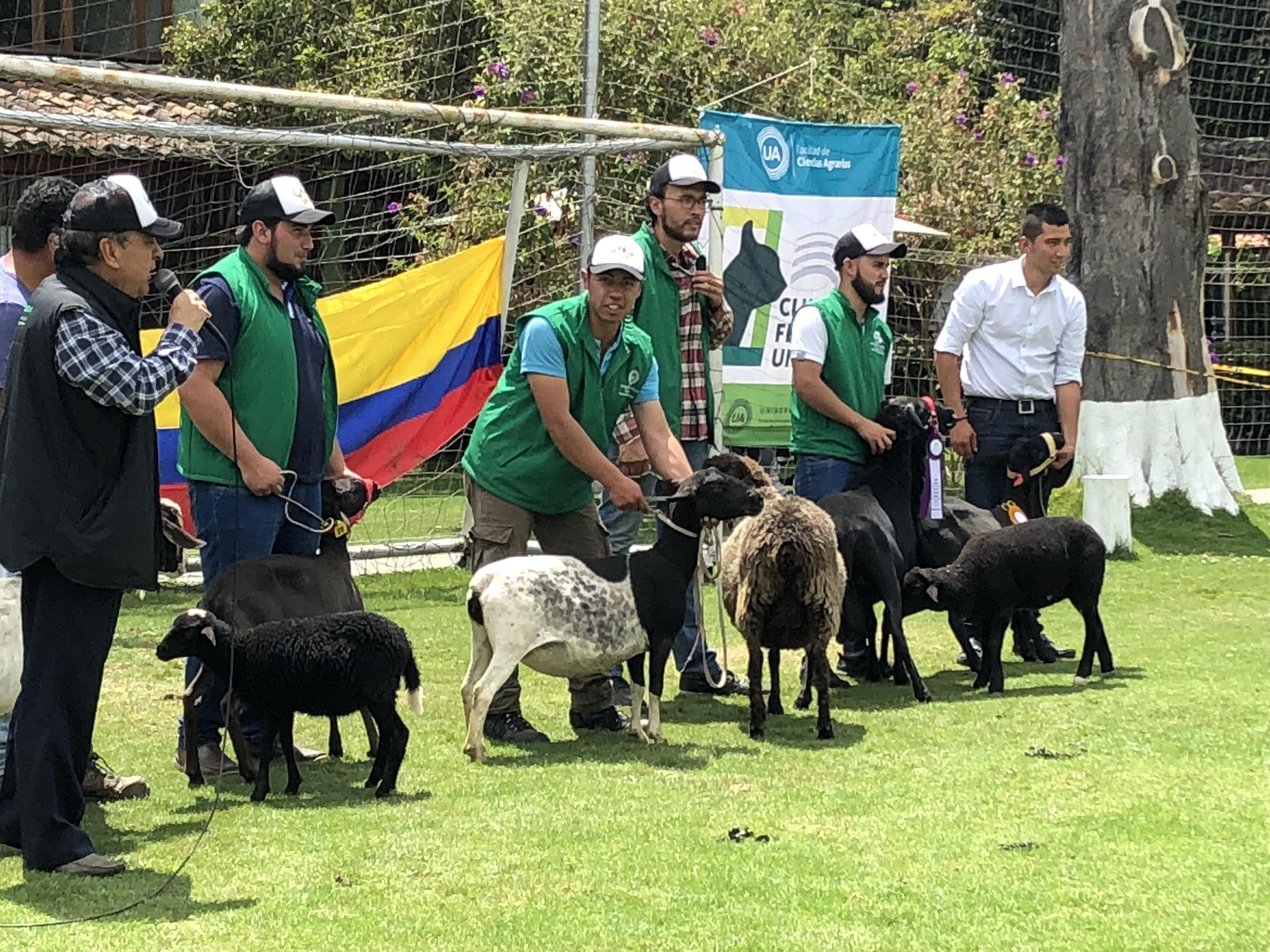 Espectaculares actividades en la Semana del Zootecnista Uniagrarista