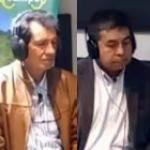 Iván Arguello y José Mendoza