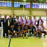 Uniagraria: Subcampeona de fútbol sala en el TDU