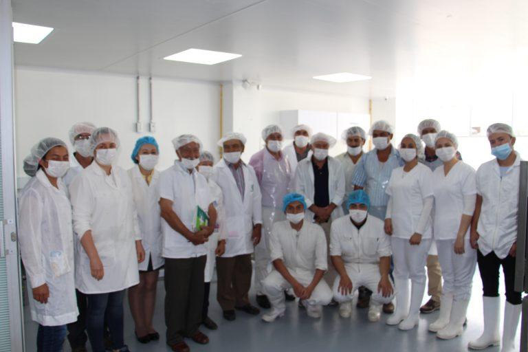 Uniagraria desarrolla proyecto de fortalecimiento de procesos poscosecha en Anolaima