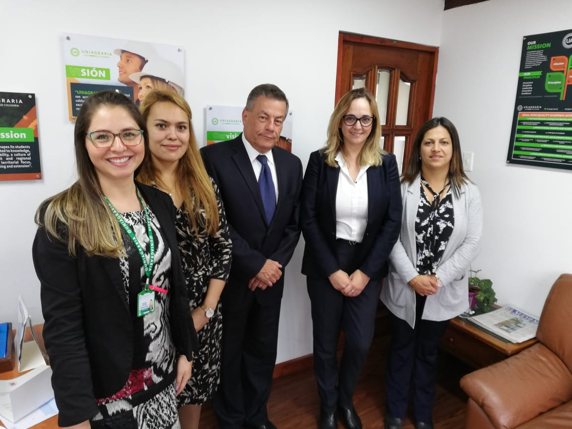 Ampliamos nuestros horizontes: nuevo Convenio Internacional con la Universidad Miguel Hernández