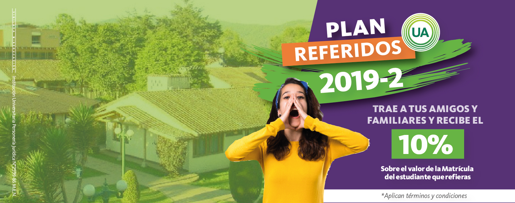 Plan referidos 2019