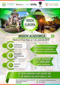 Misión Académica UNIAGRARIA 2019