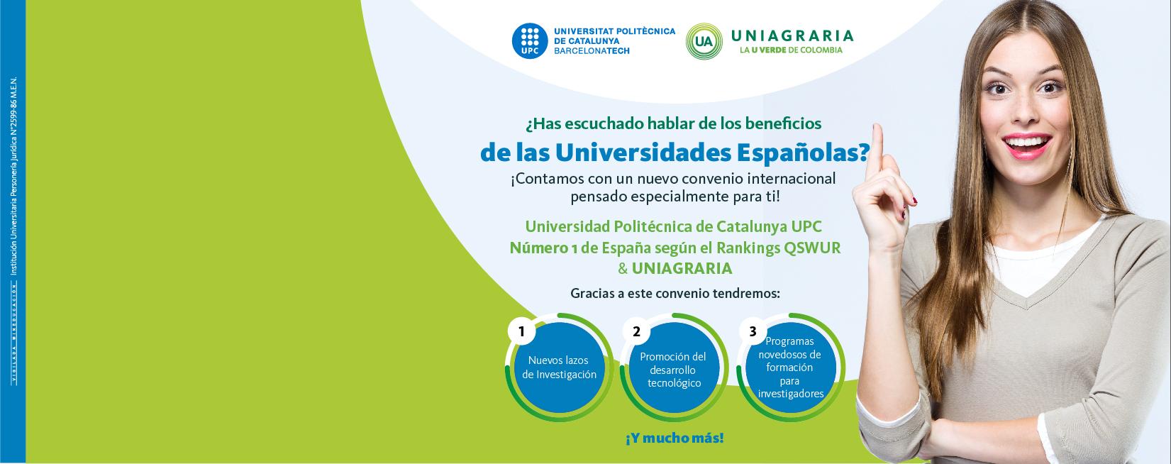 Universidad Poltécnica de Catalunya UPC