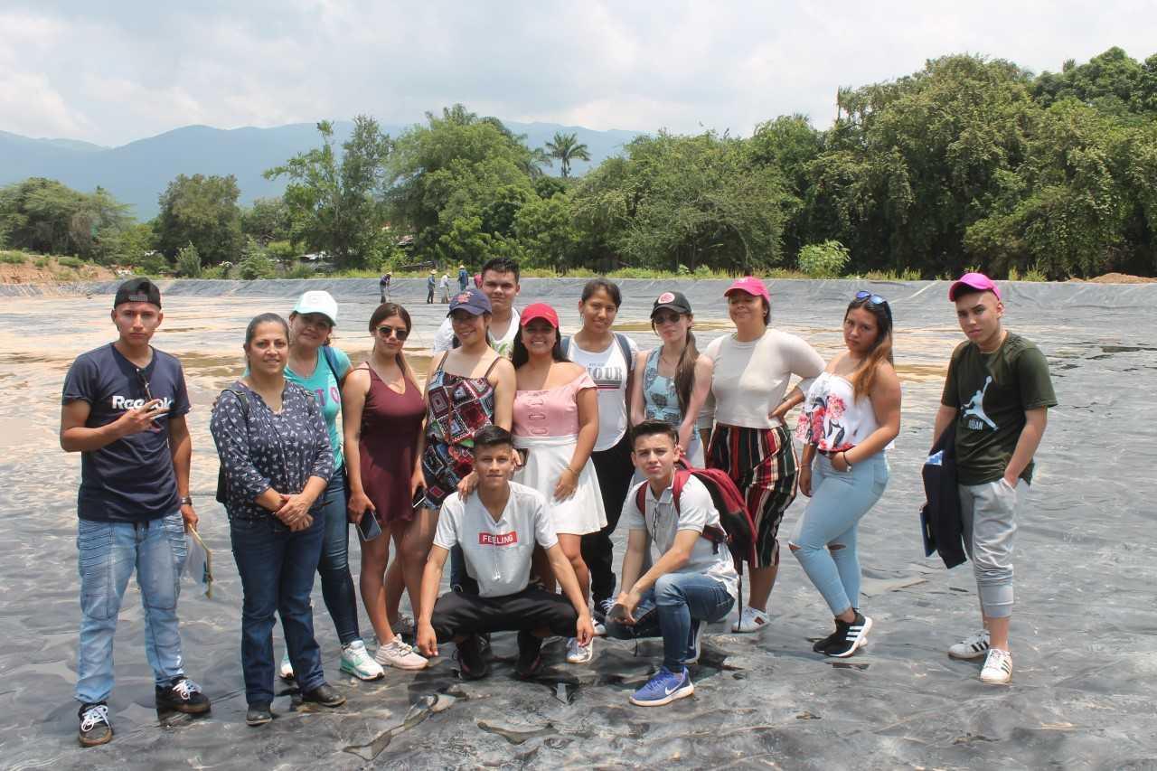 Estudiantes de Ingeniería Ambiental visitan el municipio ecosostenible de Jerusalén