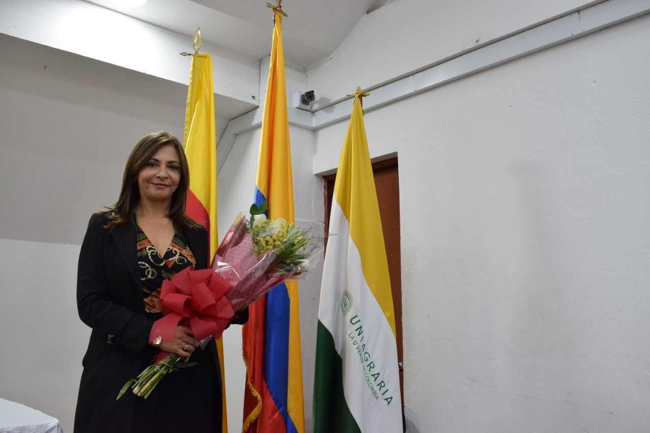 La Ingeniera Sonia Rojas Delgado se presenta como la primera Rectora de UNIAGRARIA