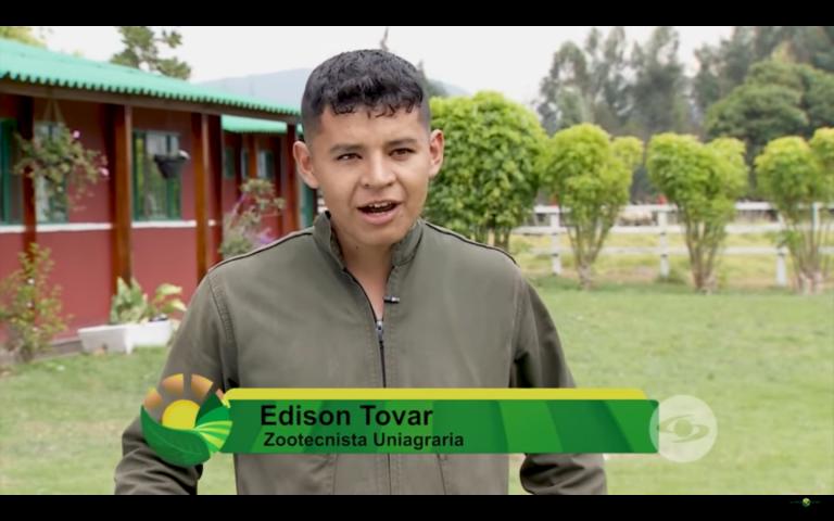 Calostro artificial para corderos. #UAenmedios