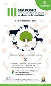 III Simposio Internacional de Zoonosis en el marco de Una Salud