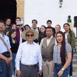 UNIAGRARIA participó en la 4ta Semana Ambiental de Villa de Leyva