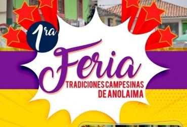 Anolaima realizará su 1ra. Feria de tradiciones campesinas. #UAenmedios