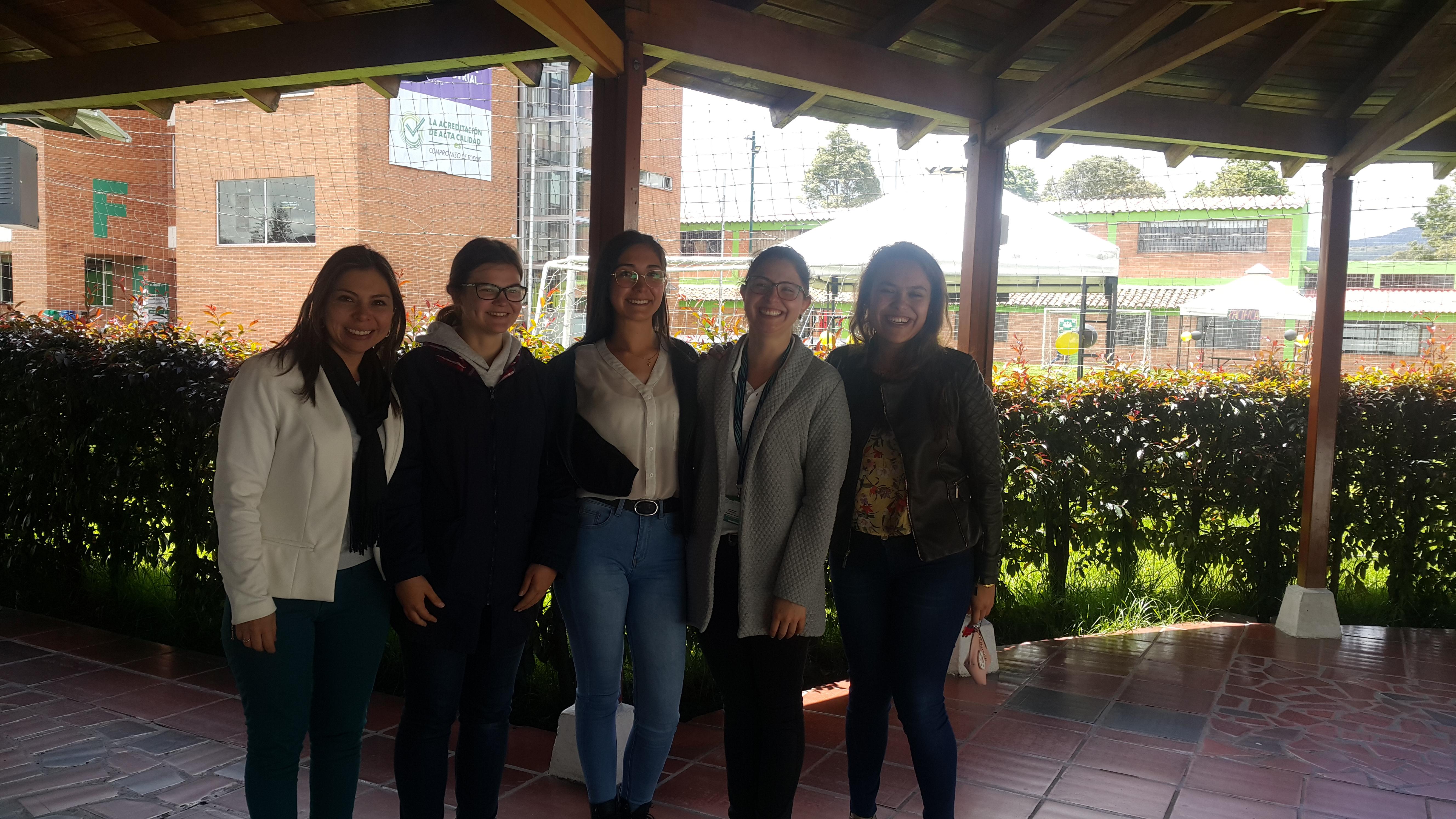 Estudiantes en movilidad entrante y saliente internacional del programa de ingeniería de alimentos comparten su experiencia