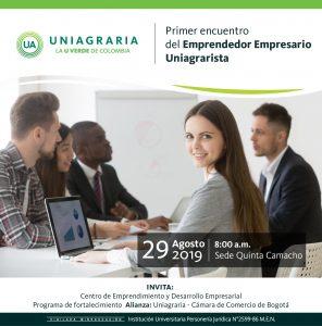 Primer encuentro del Emprendedor Empresario Uniagrarista