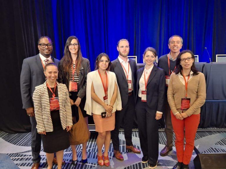 """Participación del programa de Ingeniería Industrial en ASAIO 65th Annual Conference """"Dare To Innovate – Shape The Future"""""""