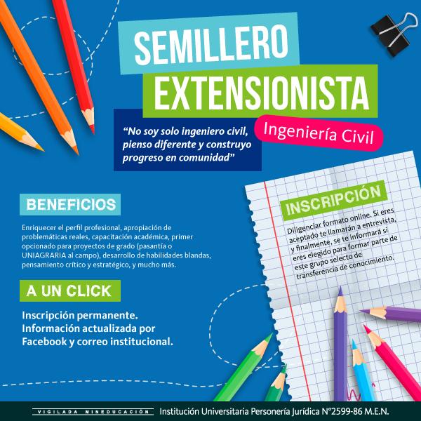 Semillero extensionista