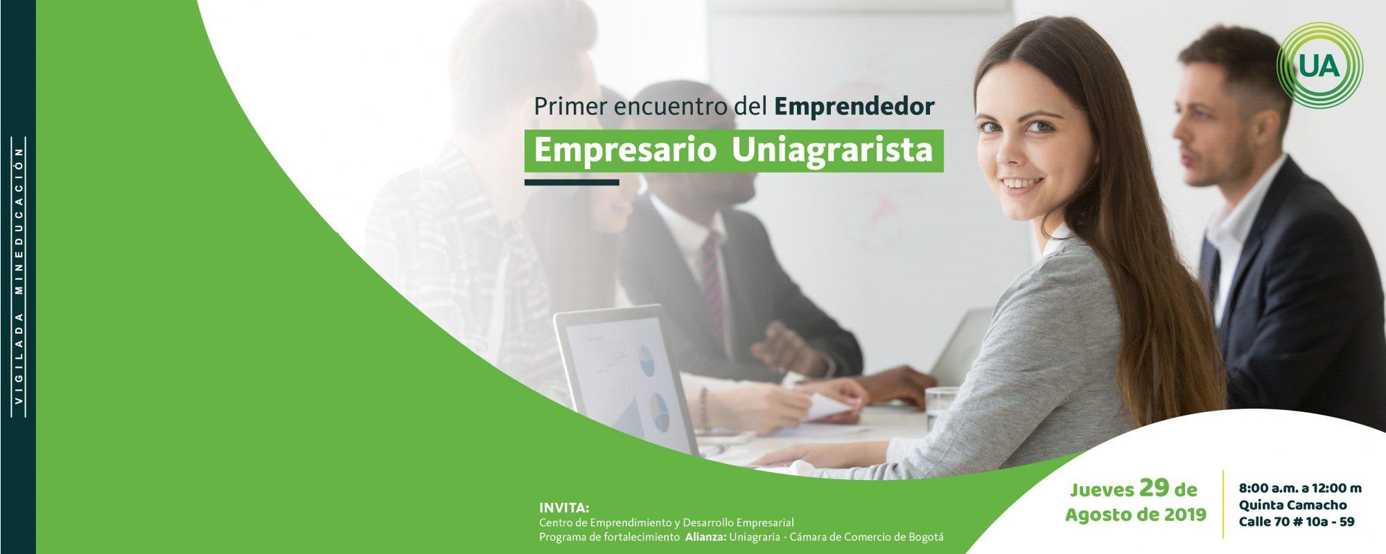 Encuentro empresario Uniagrarista
