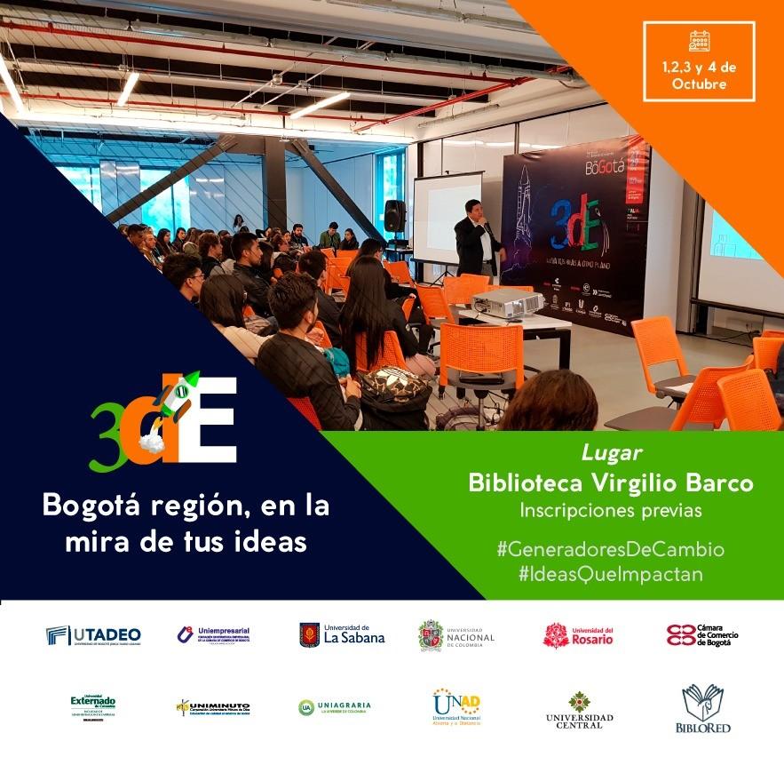 Bogotá región, en la mira de tus ideas