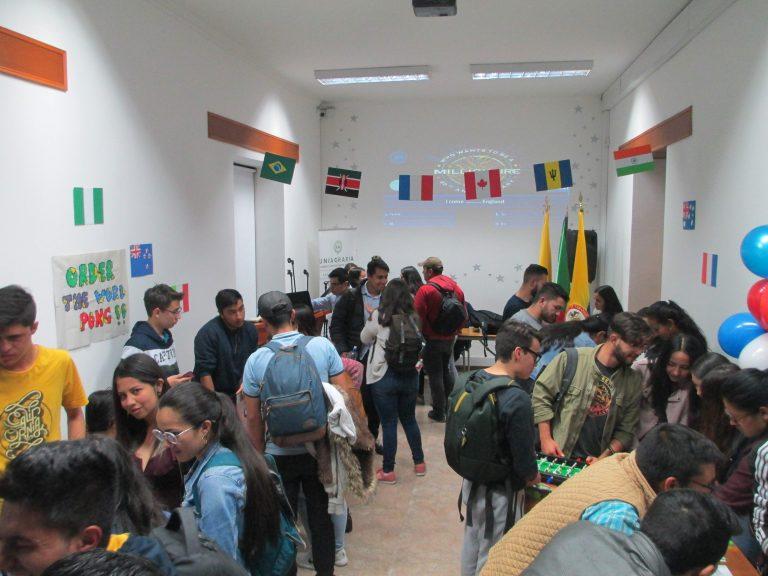 Feria de internacionalización e English Day en Facatativá