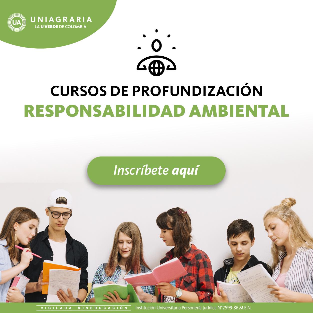 Cursos de profundización – Responsabilidad Ambiental