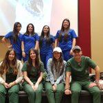 Estudiantes de ingeniería civil, medicina veterinaria e ingeniería industrial, participaron satisfactoriamente en curso corto en la upaep de méxico en el marco de misión académica internacional