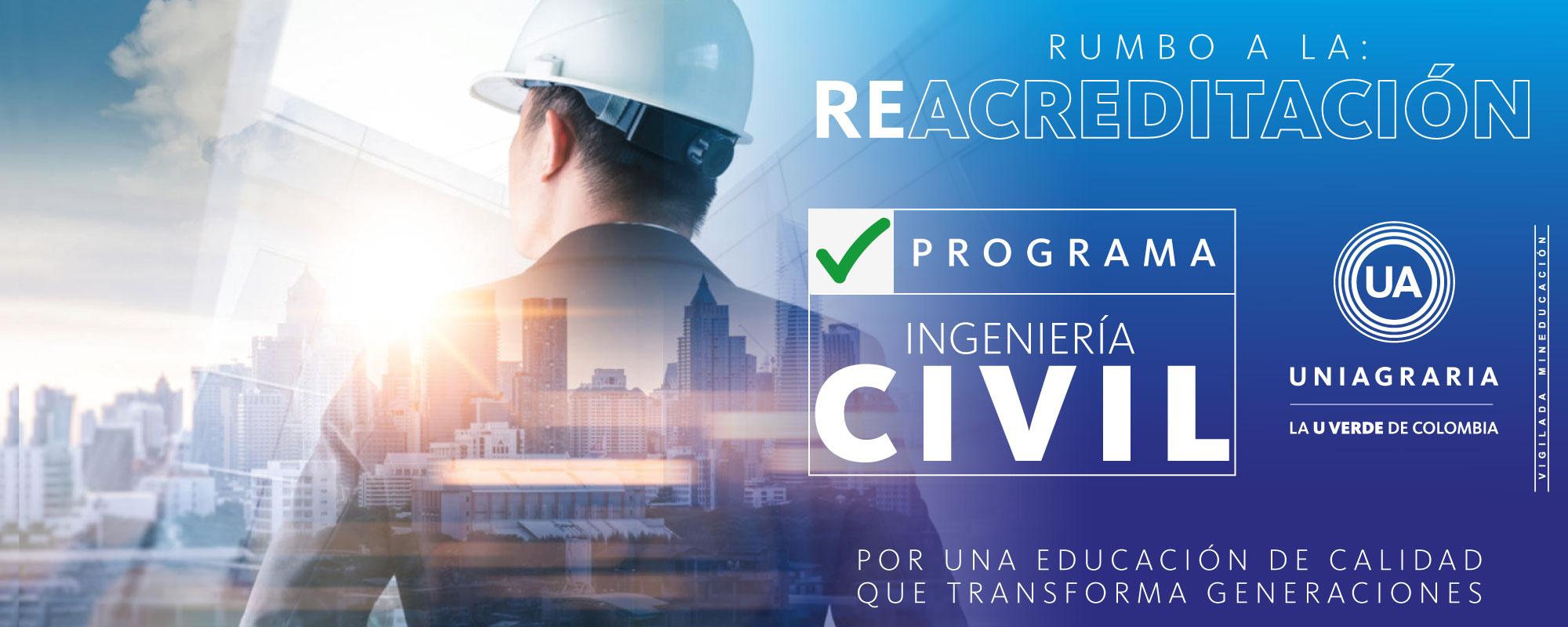 Reacreditación Ing. Civil
