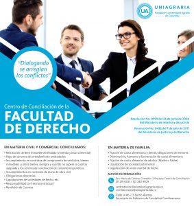 Centro de Conciliación de la Facultad de Derecho
