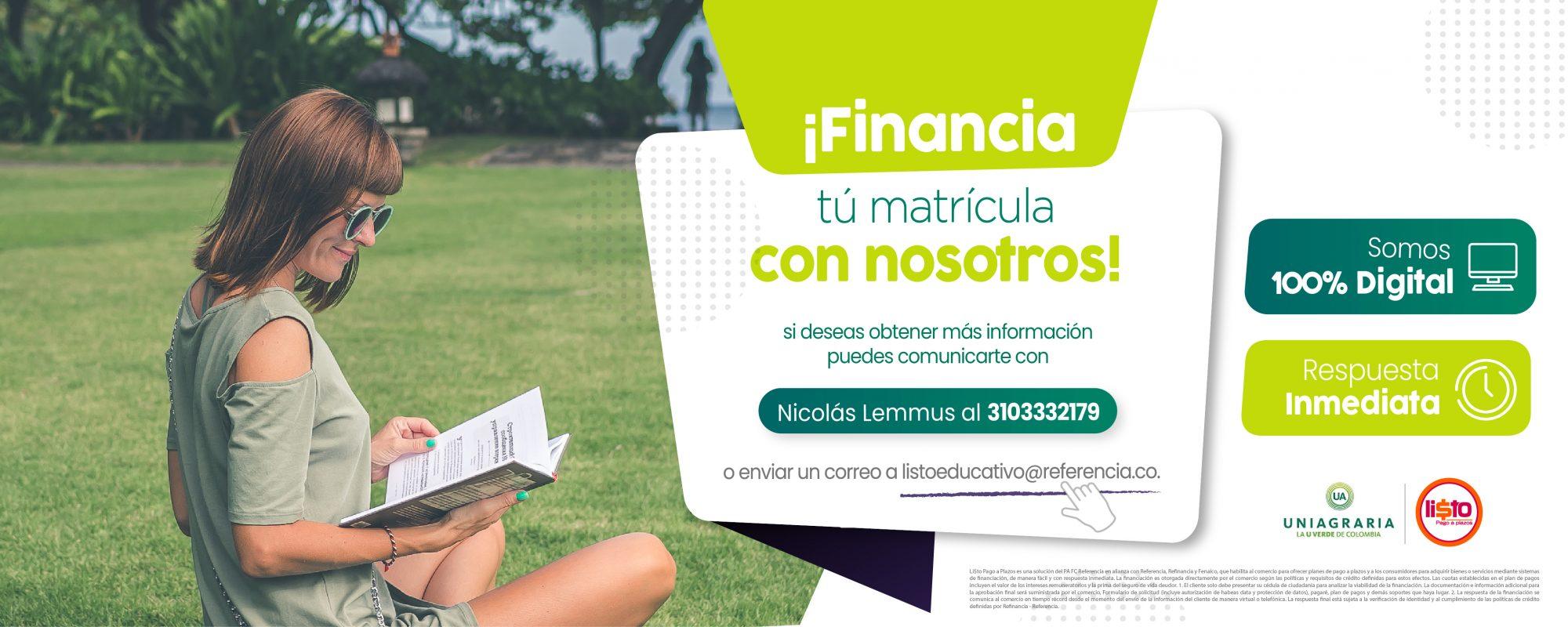 Refinancia