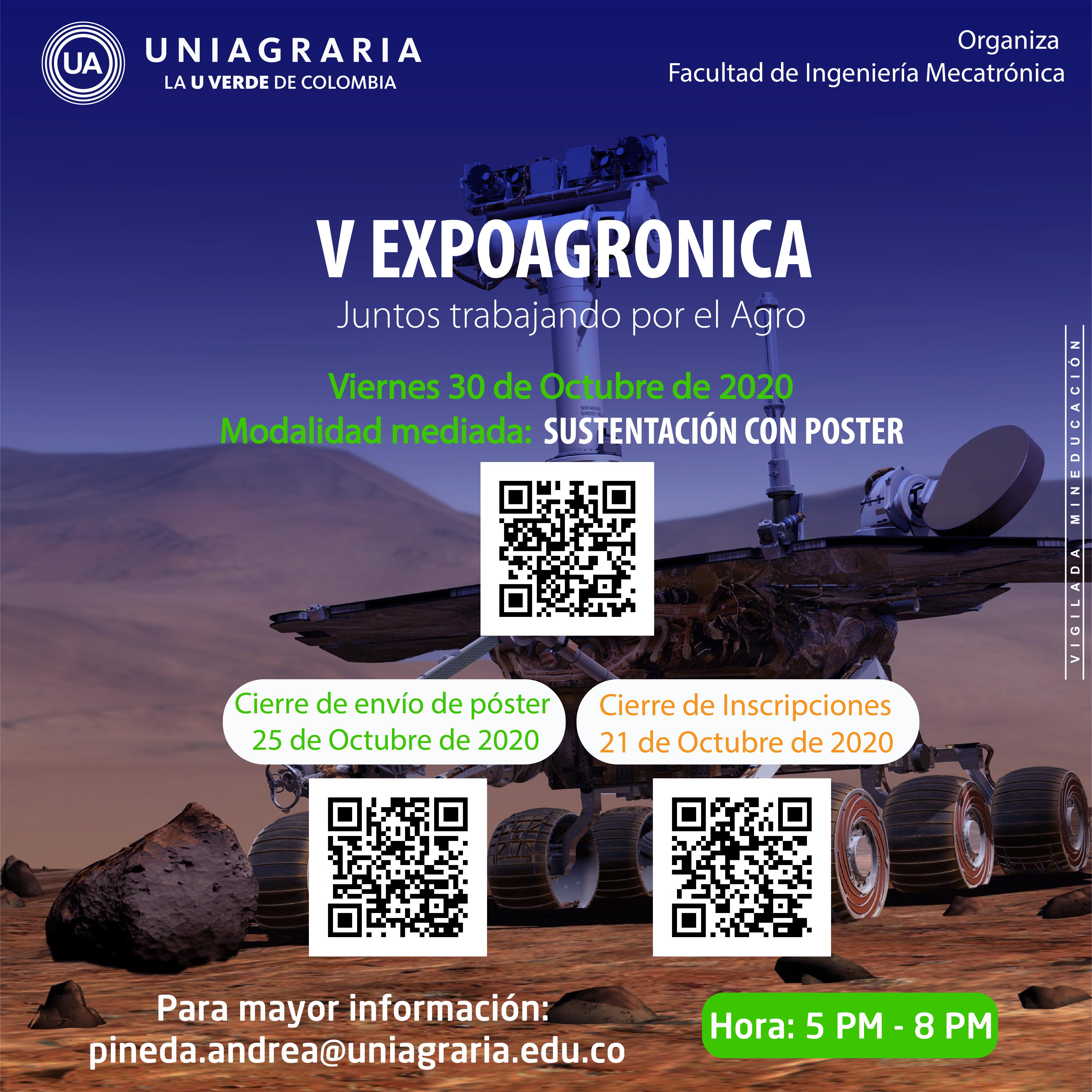 V Expoagronica