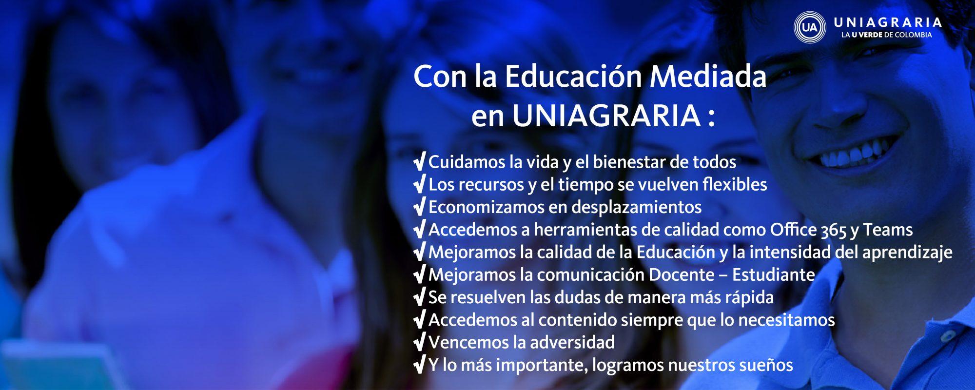 Educación Mediada