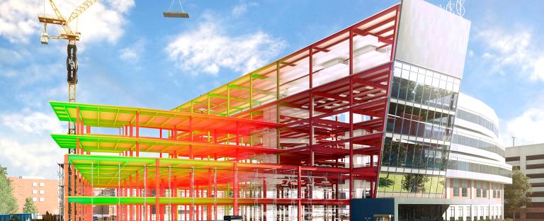 Modelación de proyectos arquitectónicos estructurales e hidrosanitarios con BIM