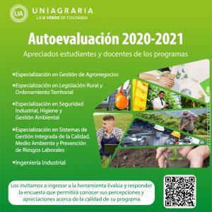 Autoevaluación 2020 – 2021