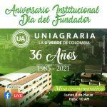 Aniversario Institucional Día del Fundador