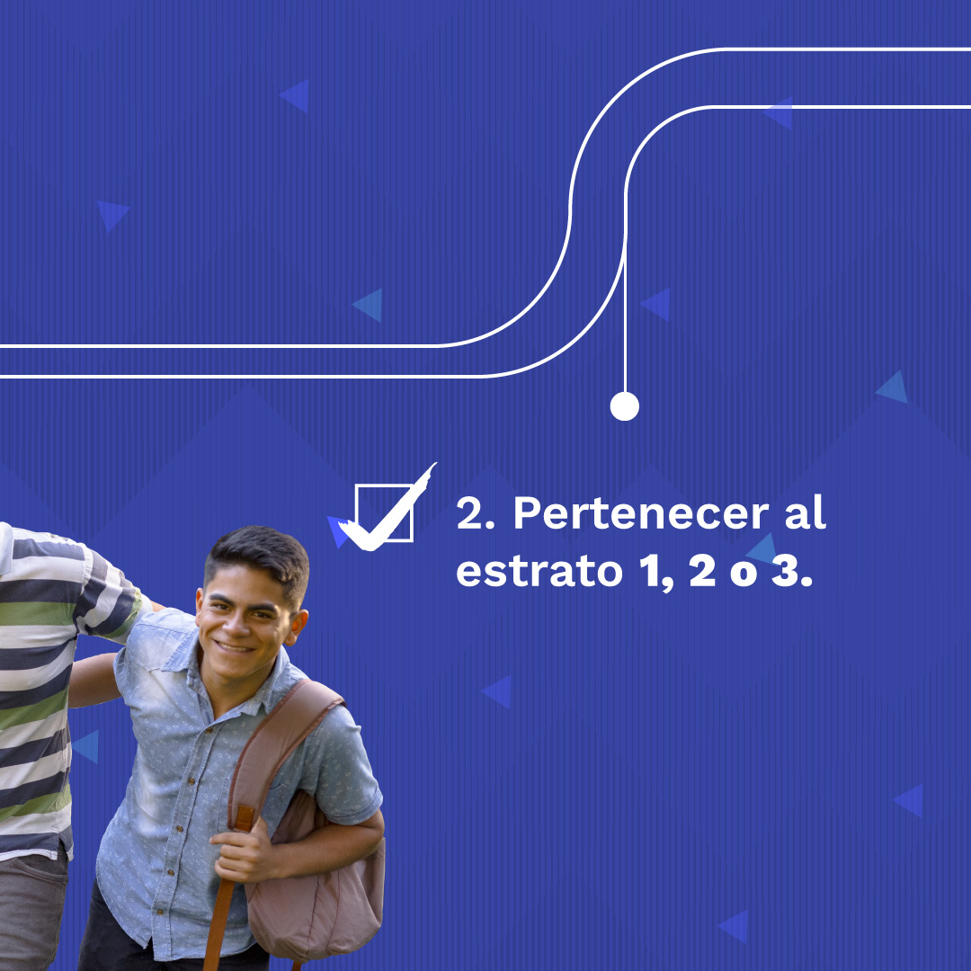 Nuevas alternativas de financiación Icetex para estratos 1,2 y 3.