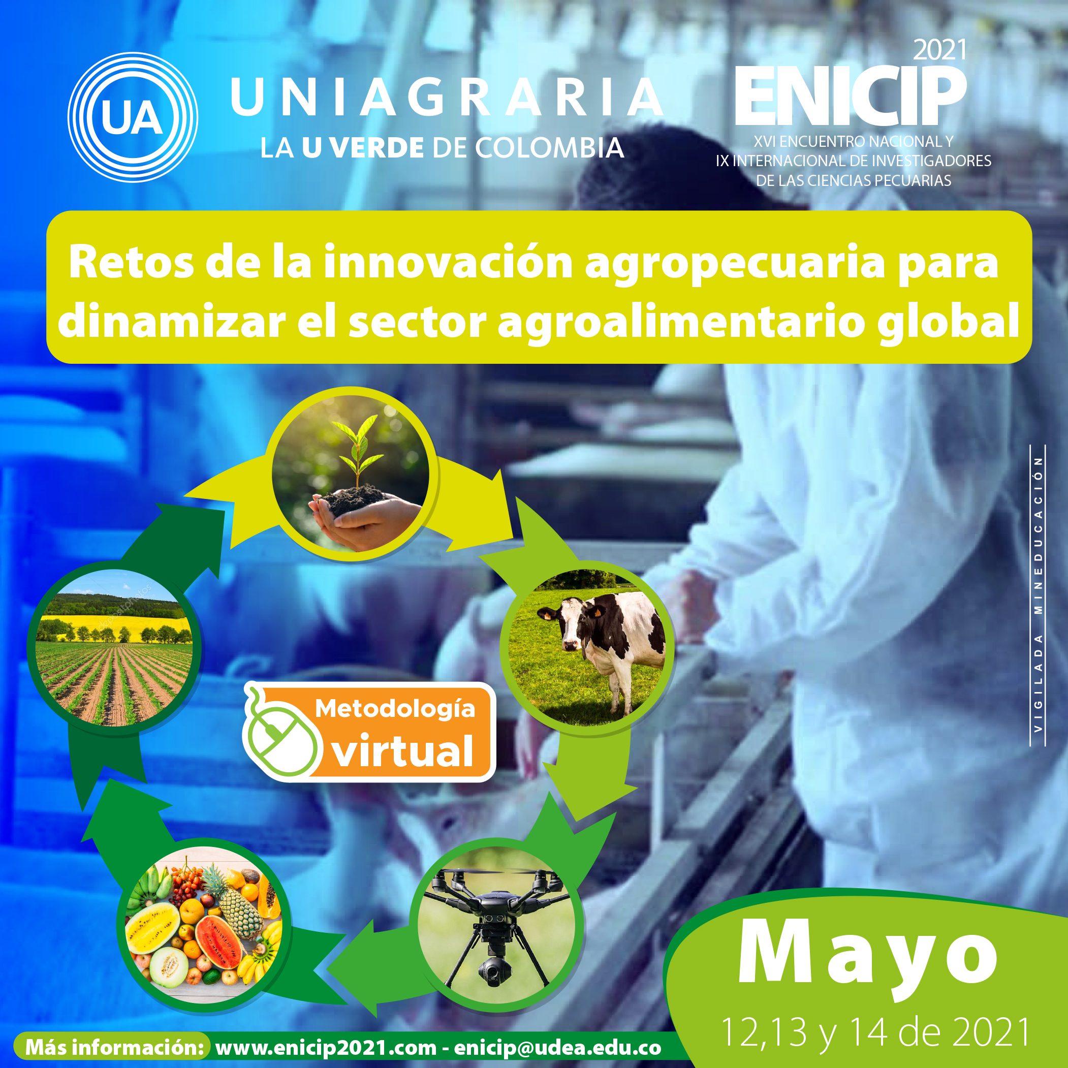 Retos de la innovación agropecuaria para dinamizar el sector agroalimentario global