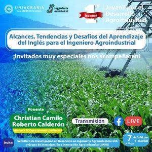 Alcances, Tendencias y Desafíos del Aprendizaje del Inglés para el Ingeniero Agroindustrial
