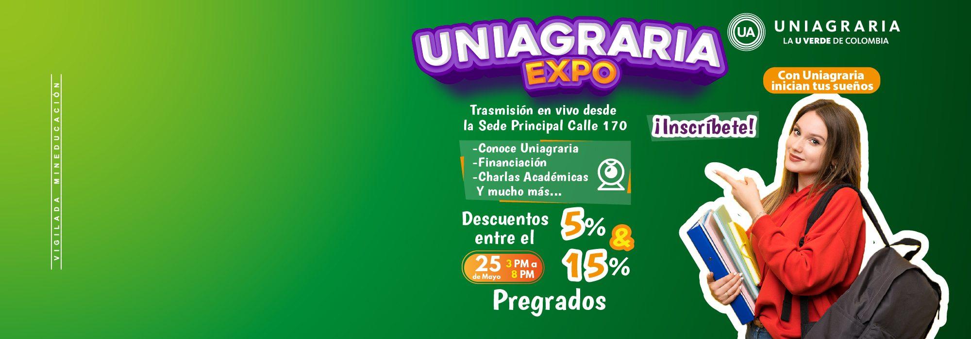 Expo Uniagraria pregrados
