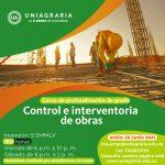 Curso o Diplomado en Control e interventoría de obras