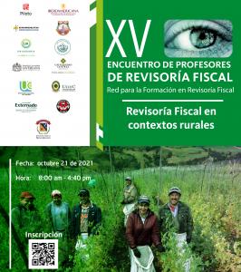 Revisoría Fiscal en contextos rurales