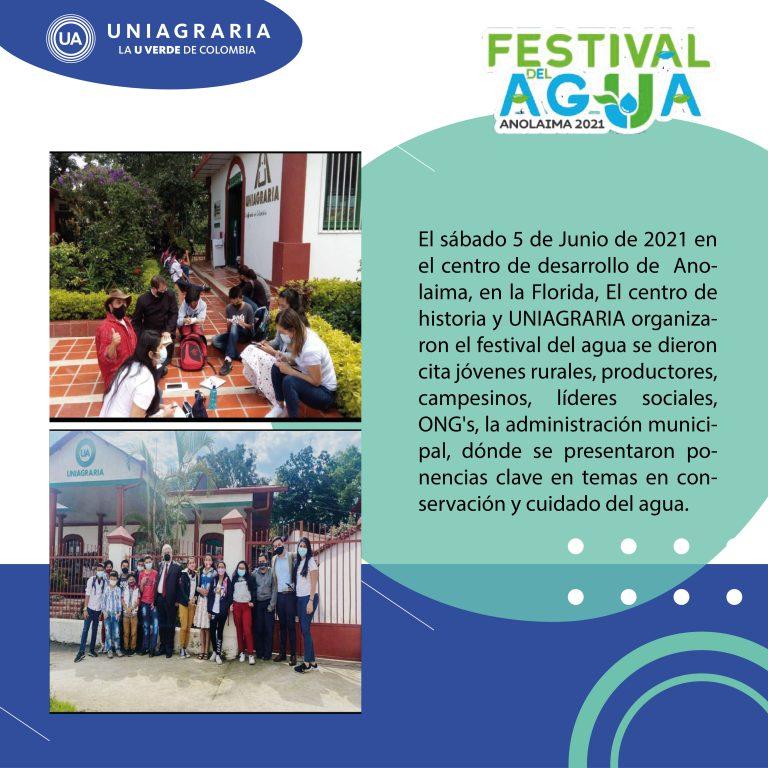 Festival del Agua Anolaima 2021